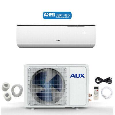 AUX MINISplit Air Conditioner INVERTER Heat Pump No WiFi 12K