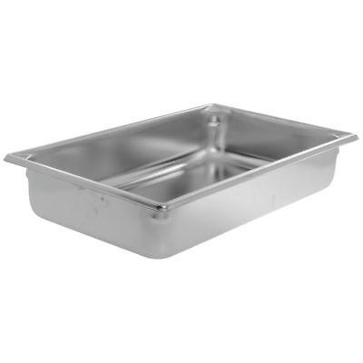 Vollrath Super Pan V Steam Table Pan Full-size 4 Deep 30042