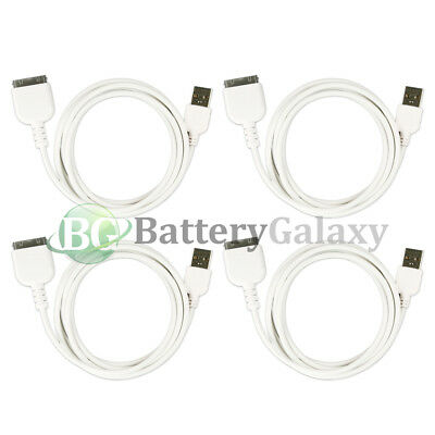 4 NEW USB Battery Charger Cable Cord for Apple iPad Pad Tablet 1 1st Gen HOT! ()
