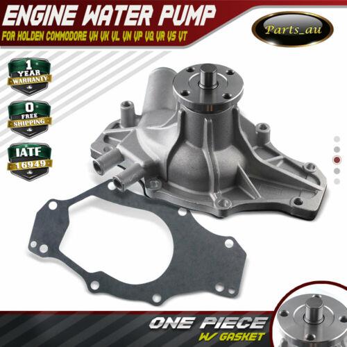 Water Pump W Gasket For Holden Commodore Vh Vk Vl Vn Vp Vq Vr Vs Vt 253 308 V8 Ebay