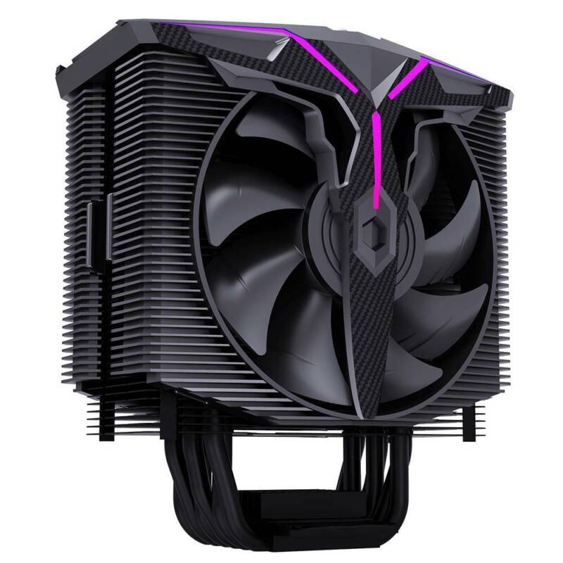 CPU Cooler Fan Heat Sink 6-Heatpipe Radiator for Intel LGA 7