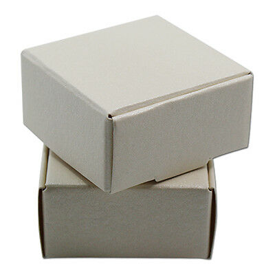 Kraft Paper White Black Gift Boxes Wedding Candy Party Favor Pack Boxes Foldable