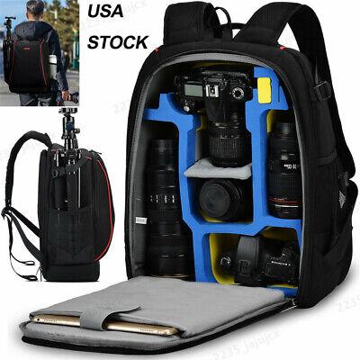 K7 Large Capacity Camera Bag Backpack For Canon Nikon Sony Pentax Leica SLR