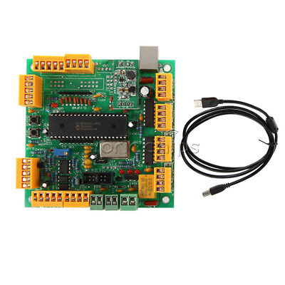 Usb Cnc Controller Interface Board 4 Axis Usbcnc 2.1 Cncusb Substitute