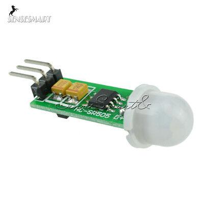 Hc-sr505 Mini Infrared Pir Motion Sensor Precise Infrared Detector Module
