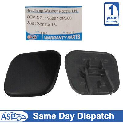 Genuine HEADLIGHT WASHER JET NOZZLE SPRAY CAP For Hyundai Sonata Kia Sorento LH
