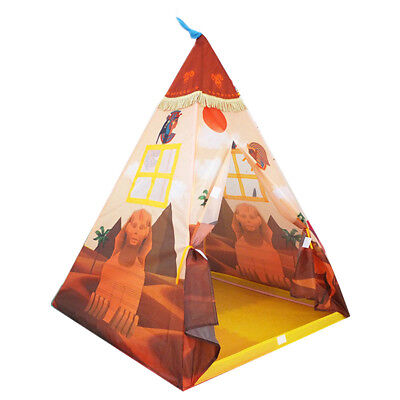 Teepee For Girls (Kids Tent Toy Indian Teepee Play Tent for Boys Girls Playhouse Princess)
