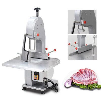 Electric Meat Bone Saw Machine 1500w Aluminum Alloy Cutting Thickness10-150m