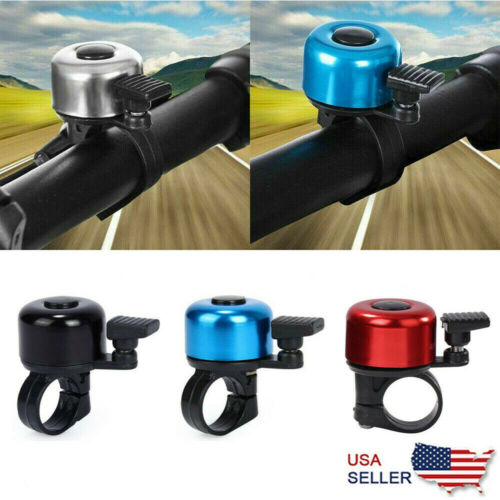 Classic Bicycle Bike Bell Cycling Handlebar Horn Ring Alarm High Quality Safety Bells & Horns
