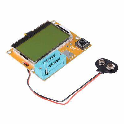 M328 Lcr-t4 Esr Meter Transistor Tester Diode Triode Capacitance Scr Inductance