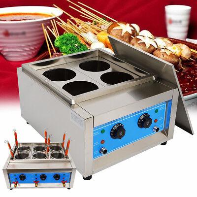 Commercial 46 Basket Electric Noodle Cooker Pasta Cooking Machine 110v Wfilter