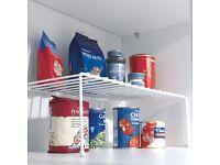 Add a shelf - shelf organiser