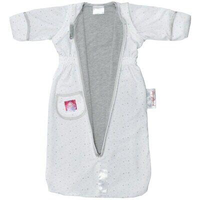 Puckababy ganzjahres Schlafsack mit abnehmbaren Ärmel unisex Gr.70cm NEU