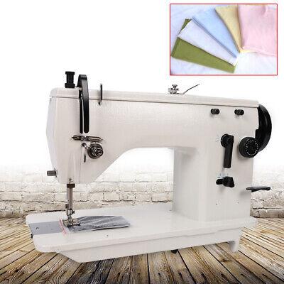 Industrial Strength Sewing Machine Head Upholstery Denim Cotton Wwalking Foot