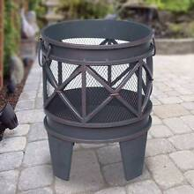 Luxo Turin Antique Look Outdoor Fire Pit Seven Hills Blacktown Area Preview