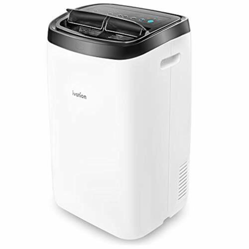 Ivation 12,000 BTU Portable Air Conditioner - Powerful AC Un