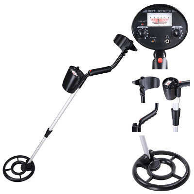 Metal Detector Waterproof Power Coils Underground Treasure Jewelry Coin Search