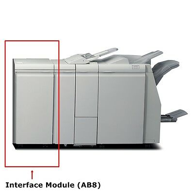Used Interface Module Ab8 For Xerox Color 550 560 570 C60 C70 Printers