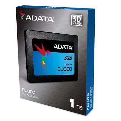 "ADATA 1TB Ultimate SU800 SSD 2.5"" SATA III 3D NAND Internal Solid State Drive"