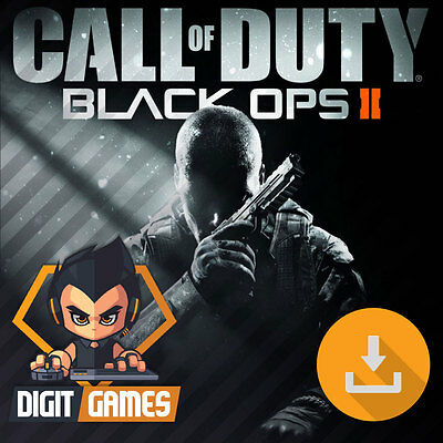 Call of Duty Black Ops II 2 - Steam Key / PC Game - COD / Zombies [NO