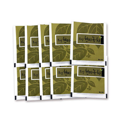 Korea Boseong Rice Green Tea  1.5g x 10 Tea Bag Korean Health Food Hot Tea