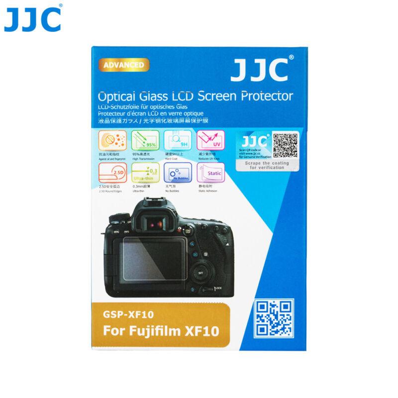 "JJC 0.01"" LCD Ultra-thin Optical Glass Screen Protector for Fujifilm Fuji XF10"