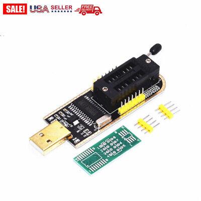 Usb Bios Eeprom Spi Flash Programmer Ch341a 24 25 Series Bios Writer Burner Chip