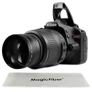52MM-Vivitar-2-2x-HD-Telephoto-Zoom-Lens-for-Nikon-D5300-D5200-D3300-D3200-D3100