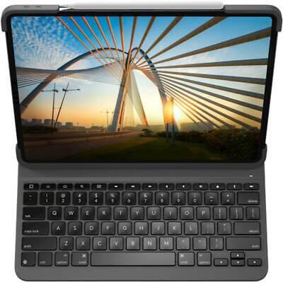 Logitech - Funda Slim Folio Pro con teclado para Apple® iPad® Pro 11 (1.a y 2.a ...