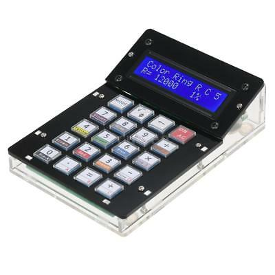 DIY Calculator Counter Kit with Acrylic Case LCD Display Multi-purpose D3L1 Multi Purpose Display