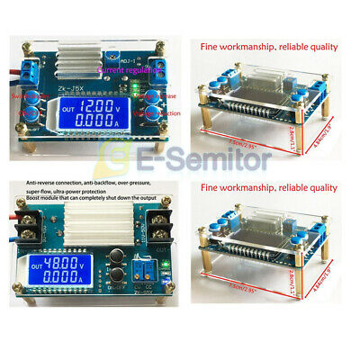 Dc-dc Boost Buck Step-updown Constant Voltage Current Power Supply Module Case
