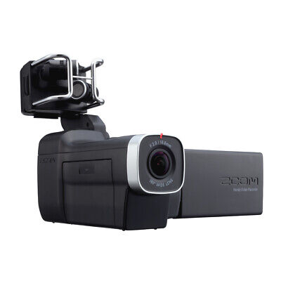 Zoom Q8 2.3K HD Handy Video Recorder