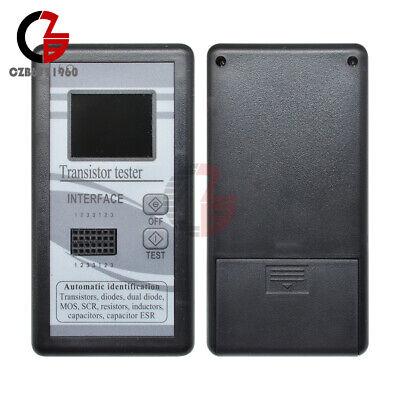 1.8 M328 Tft Lcd Display Transistor Tester Diode Checker Capacitance Meter Esr
