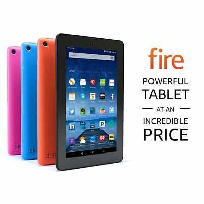 Amazon Fire  5Th Generation  8Gb  Wi Fi  7In Tablet  Black  Sv98ln