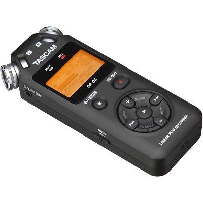 TASCAM DR-05 VERSION 2 registratore digitale portatile +microSD 4GB garanzia ITA