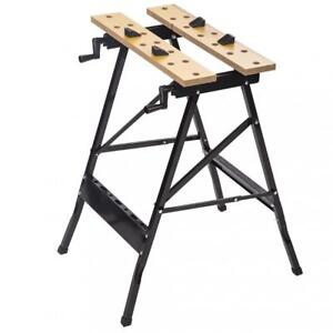 New Folding Work Bench Table Tool Workshop Repair Tools Table Shop Workbench