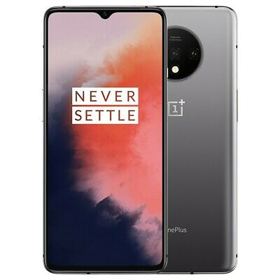 OnePlus 7T HD1900 8GB 256GB Rom Dual Sim - Frosted Silver (Ver.CN con Google)