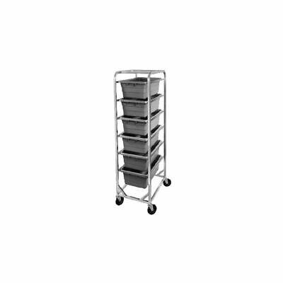 Channel Mfg. 506la Aluminum Lug Rack With 6 Lug Capacity