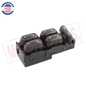 Master electric power window switch driver side lh for for 2002 ford explorer master window switch