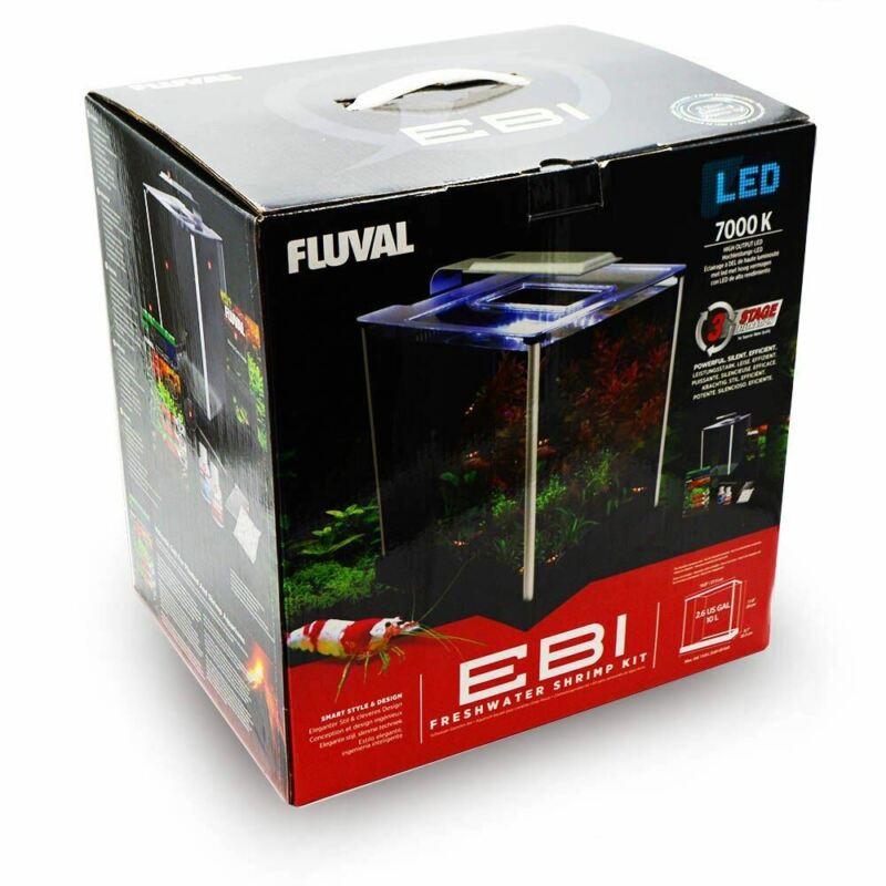 EBI 2.6 Gallon Freshwater Shrimp Kit - Fluval