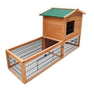AUS FREE DEL-2 Storey Pet Rabbit Ferret Cage Hutch w/ Under Run Sydney City Inner Sydney Preview