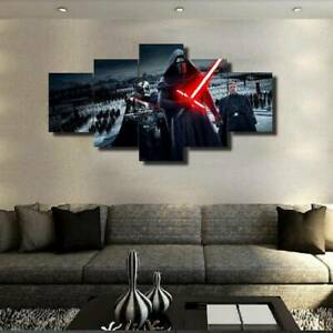 Darth Vader and Kylo Ren – Star Wars Canvas Art