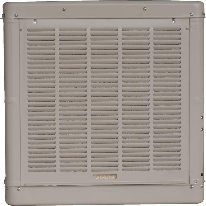 Champion Cooler Down-Draft Roof Evaporative Cooler 4900 CFM 1800-Sq Ft