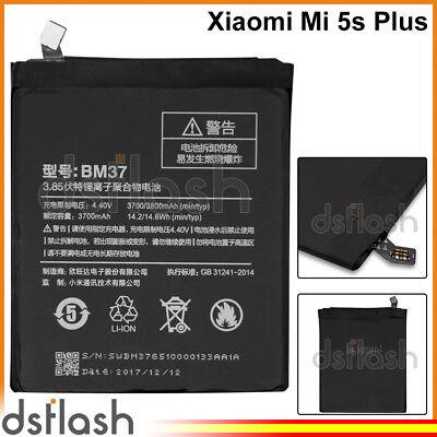 Bateria Xiaomi Mi 5s Plus BM37 3800mAh 3.85V Nueva BM 37