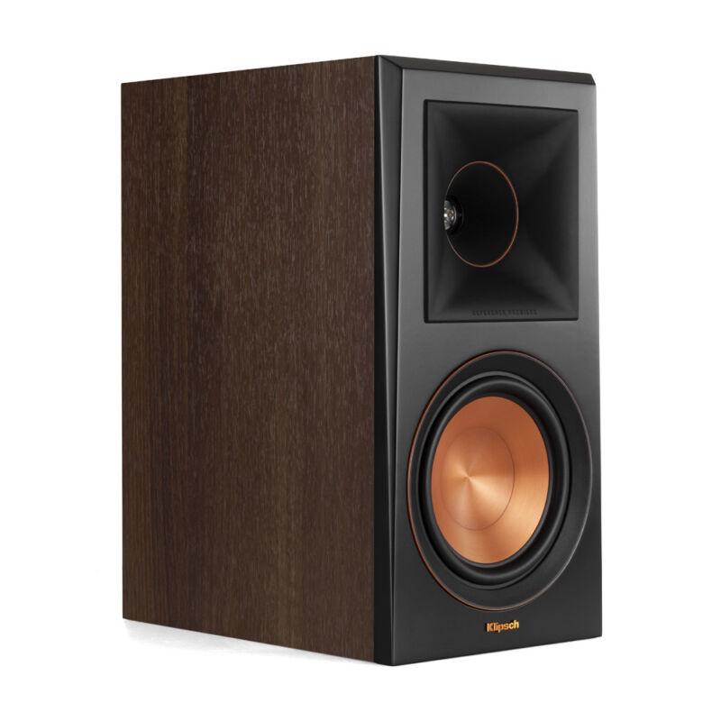 Klipsch Rp-600m Walnut Monitor Speaker