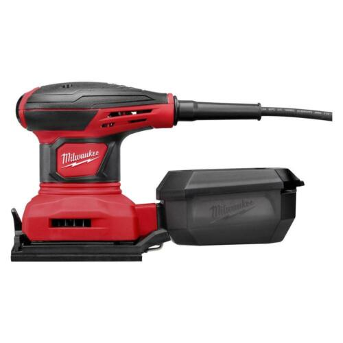 Milwaukee 3 Amp 1/4 Sheet Corded Palm Sander (B)