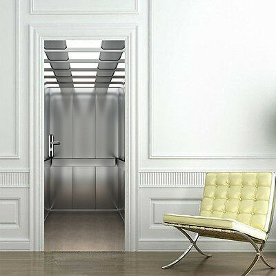 Escalator 88cm Door Stickers Murals Decals Office Home Decoration Art Gift Idea](Door Decoration Ideas)