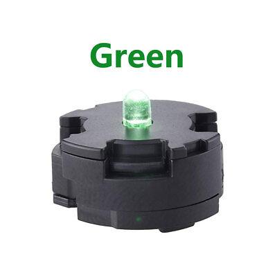 2PCS Green LED Light Unit Kit For Gundam MG RX78 00Q 00R QANT Jesta EXIA Nu
