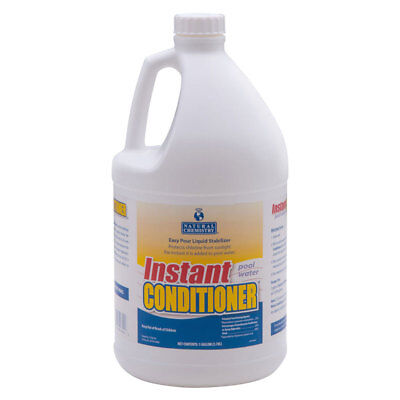 Natural Chemistry Instant Swimming Pool Water Conditioner - 1 Gallon