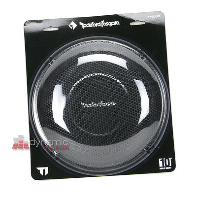 Rockford Fosgate T1sg-10 Car Audio Grille For Power T1 10...